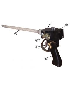 400 Trigger Operated Dispense Gun