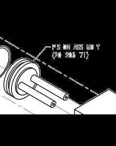 Dispense Valve Piston Assembly