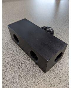 High Flow Lever Gun Manifold