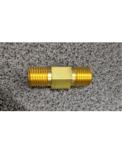 Dispense Gun Solvent Check Valve