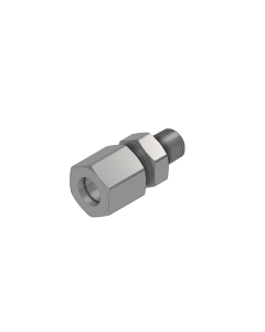 Straight Compression Fitting