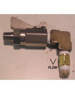 Dispense Gun Solvent Flush Kit