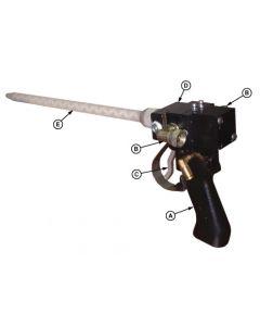 480 Trigger Operated Dispense Gun (For Big Shot)